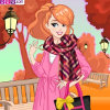 Autumn Girl Dress Up