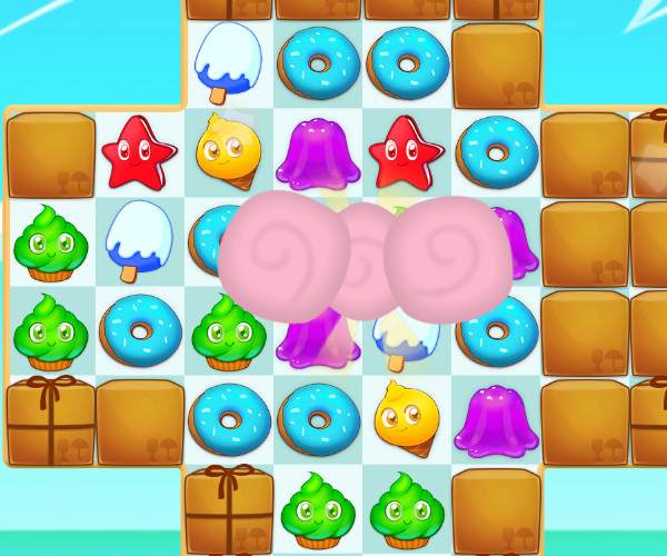 Candy Riddles Free Match 3 Puzzle Free Games Online Playcombo Com