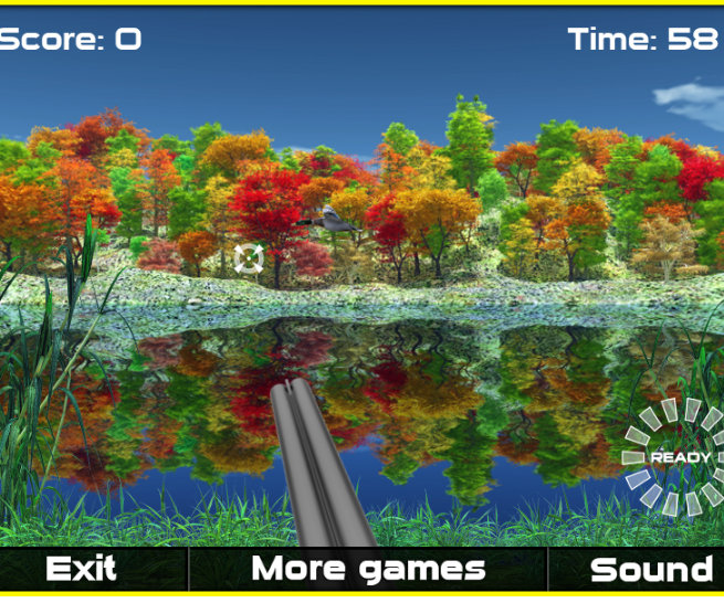 Duck Hunter html5