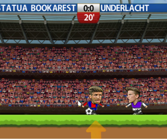 Football HeadZ Cup HTML5