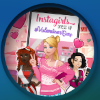 Instagirls Valentines Dress Up