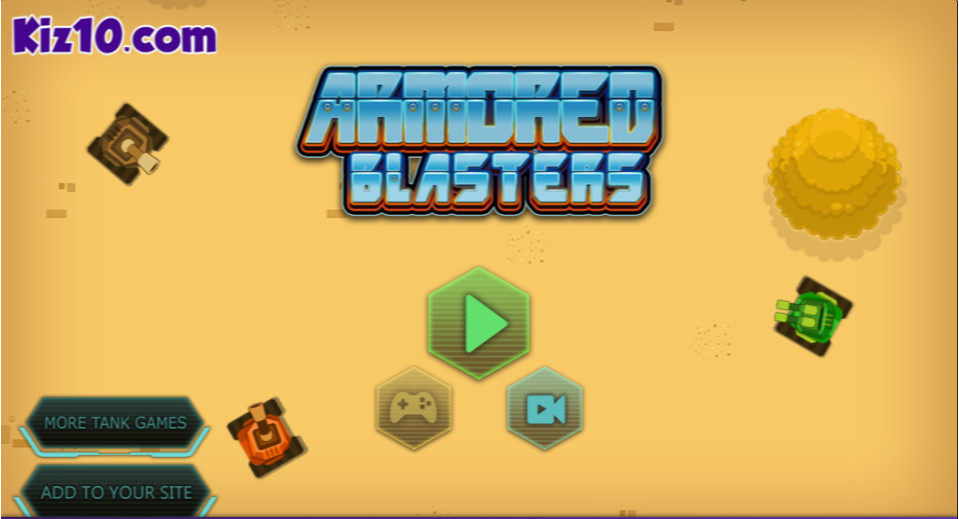 Armored Blasters I