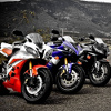 Sports motorcycles Jigsaw
